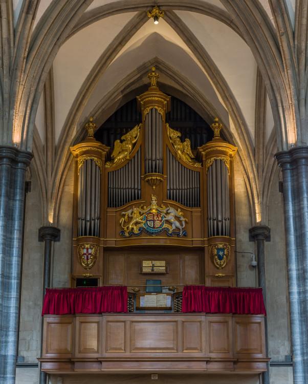 Temple Church Organ