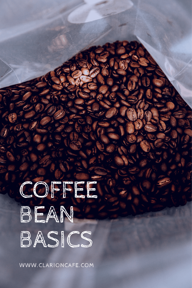Coffee Bean Types A Summary Of Varieties Roasts And Regions
