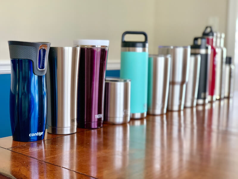 05a64599df4 Best Stainless Steel Travel Mugs for Coffee: Yeti, Contigo, Thermos ...